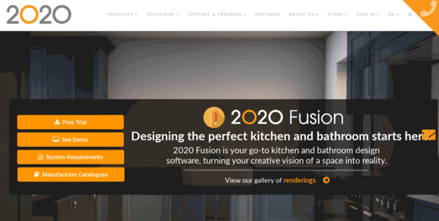 2020 Fusion 2020 Spaces Software For Designers Manufacturers Retaile