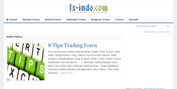 Indo forex stp forex account