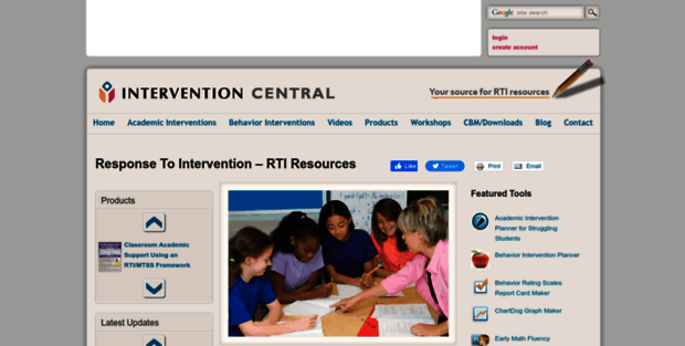 Intervention Central Response To Intervention Rti Rti Resources Interventio Educators and classroom leaders look to academic interventions to help promote response to intervention and rti programs for classroom management. weblisting freetemplatespot com